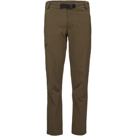 Black Diamond Alpine Pantalones Hombre, Oliva